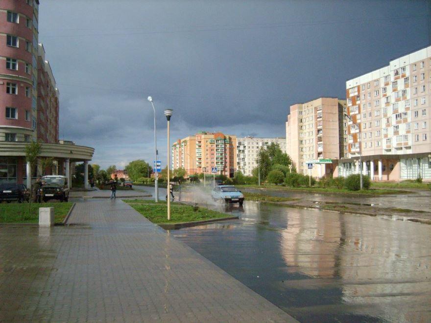 Смотреть лучшее фото города Удомля