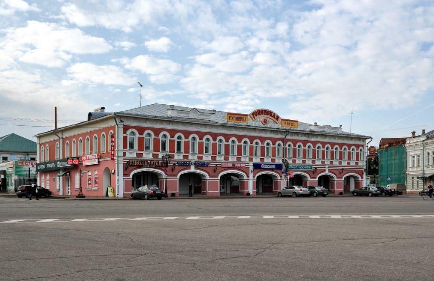 Скачать онлайн бесплатно лучшее фото улица города Углич в хорошем качестве