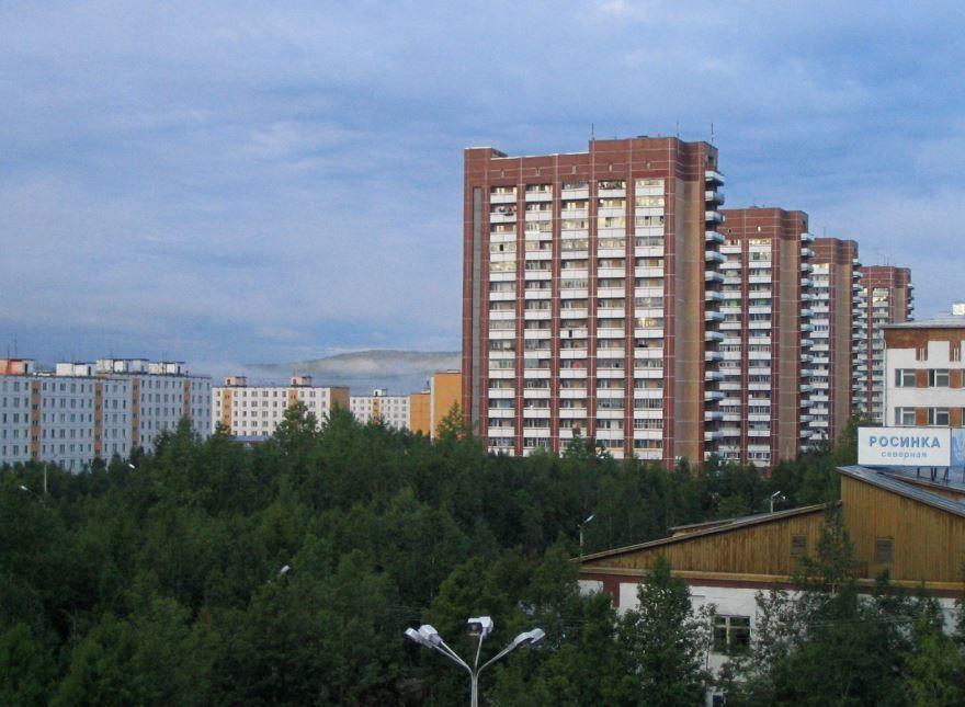 Скачать онлайн бесплатно лучшее фото города Тында в хорошем качестве