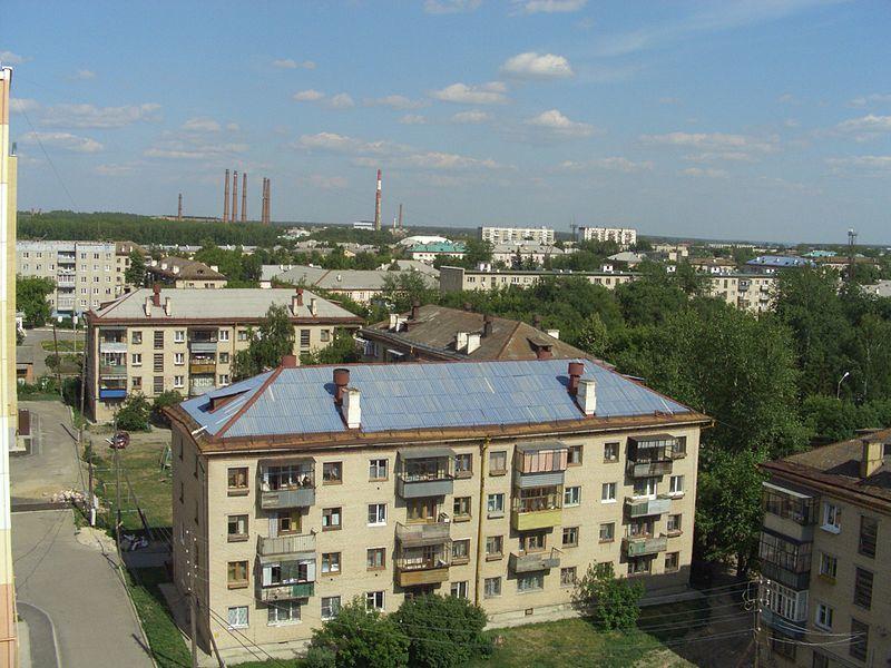 Скачать онлайн бесплатно лучшее фото вид на город Чебаркуль в хорошем качестве