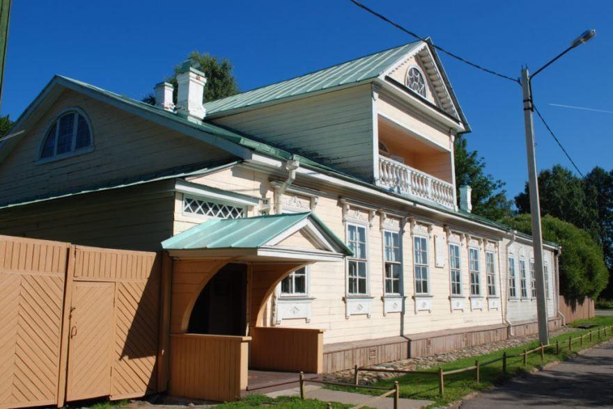 Дом музей Римского Корсакова