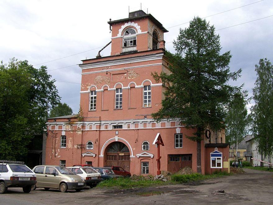 Введенский Тихвинский монастырь