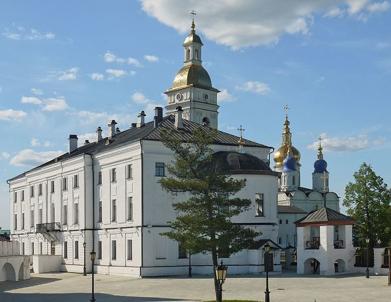 Архиерейский дом город Тобольск