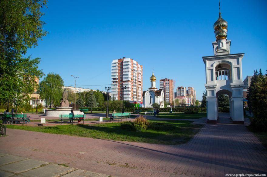 Скачать онлайн бесплатно лучшее фото достопримечательности города Тольятти в хорошем качестве