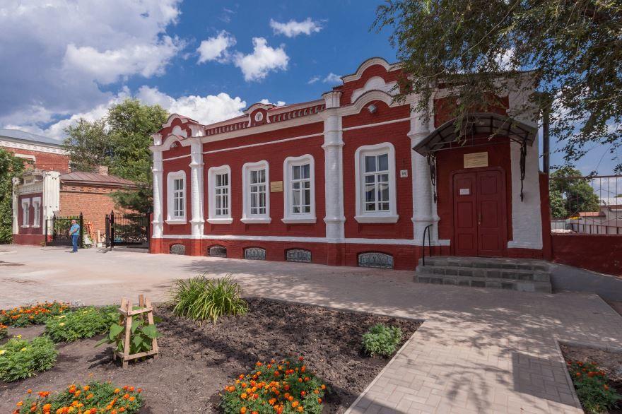 Дом Радищева город Хвалынск