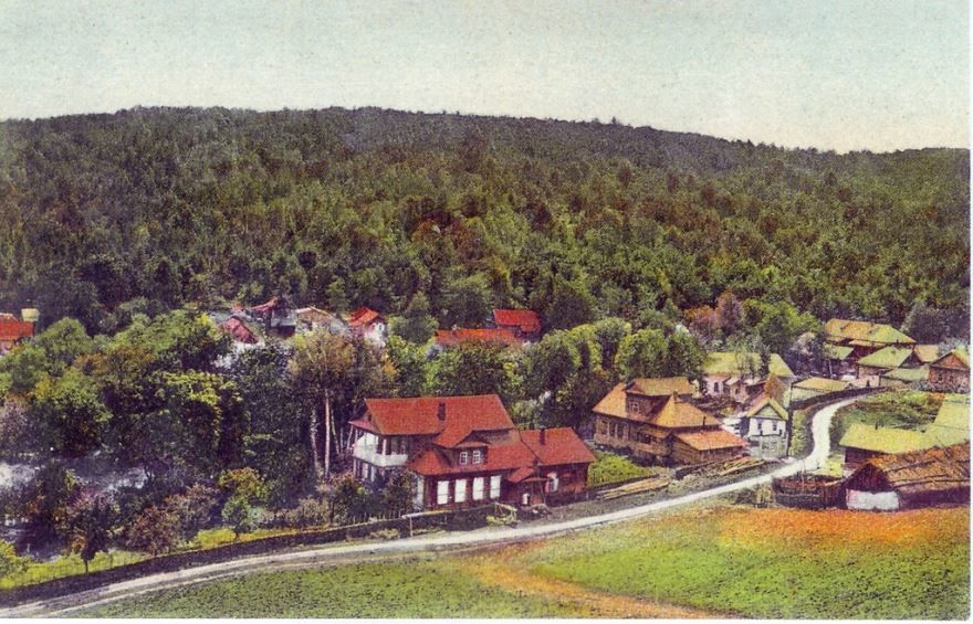 Смотреть лучшее старинное дореволюционное фото город Хвалынск в хорошем качестве