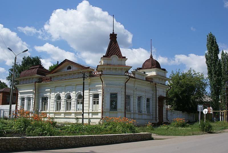 Скачать онлайн бесплатно лучшее фото города Хвалынска в хорошем качестве