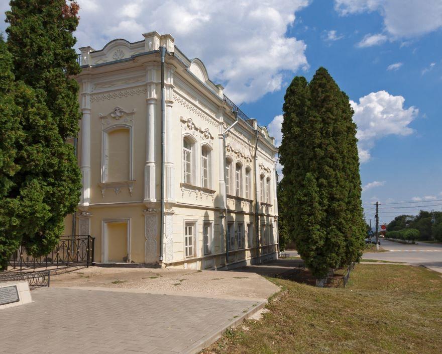 Дом Михайловых-Радищевых город Хвалынск