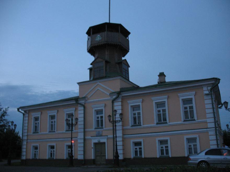 Музей истории город Томск