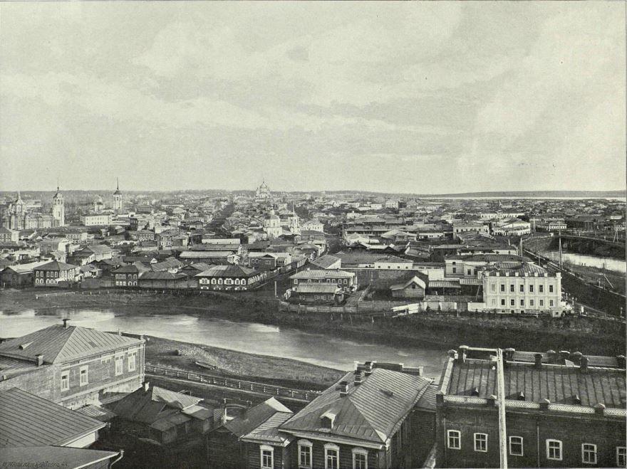 Смотреть лучшее старинное фото города Томск в хорошем качестве