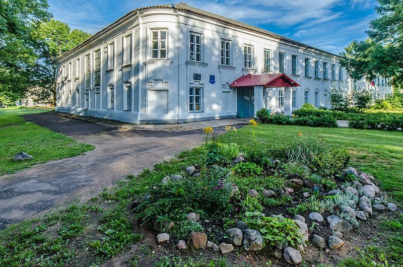 Дом Кушалевой город Торопец
