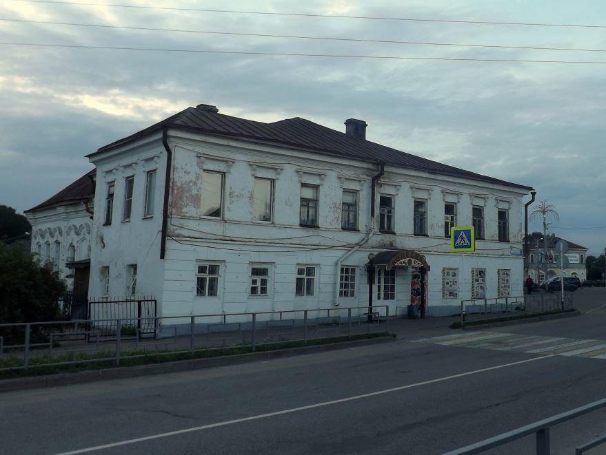 Скачать онлайн бесплатно лучшее фото города Торопец в хорошем качестве