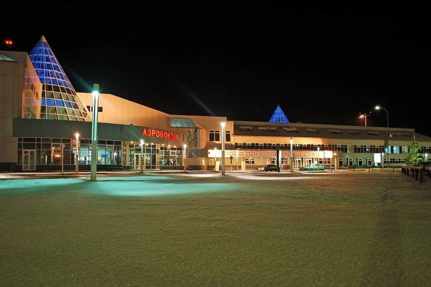 Аэропорт город Ханты-Мансийск