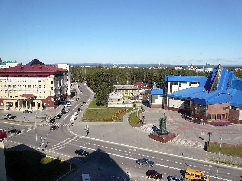 Смотреть лучшее фото города Ханты-Мансийска в хорошем качестве