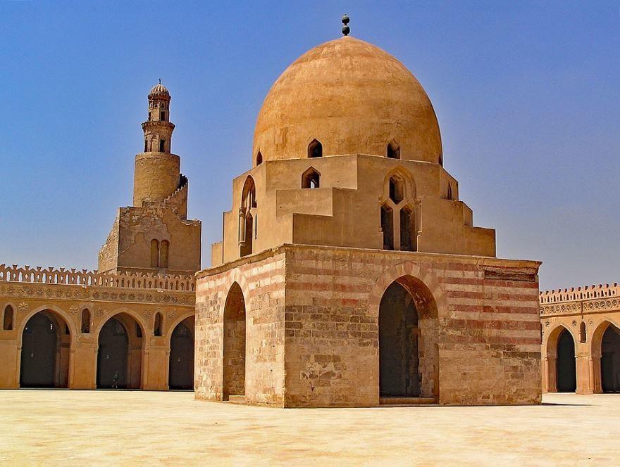 Мечеть Каир город Тулун