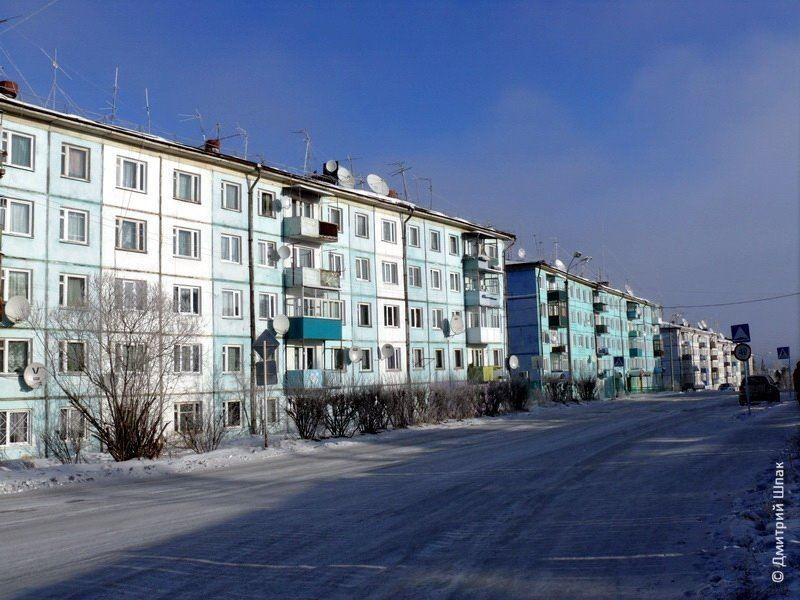 Смотреть красивое фото города Тулун в хорошем качестве