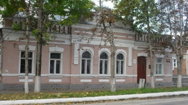 Музей в городе Трубчевск