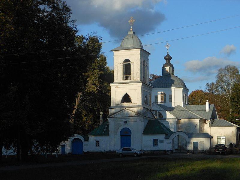 Сретенская церковь город Трубчевск