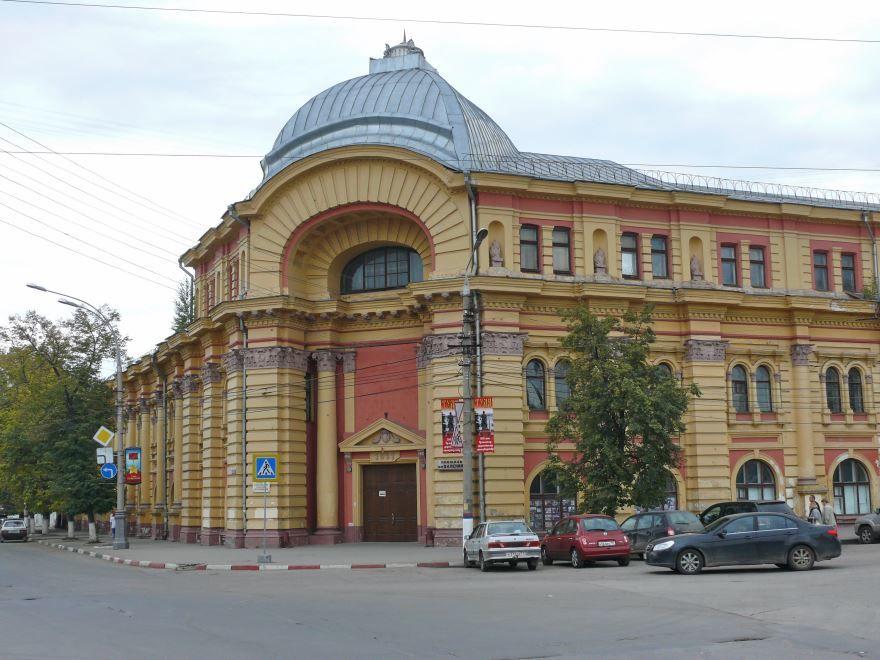 Скачать онлайн бесплатно лучшее фото города Тула в хорошем качестве