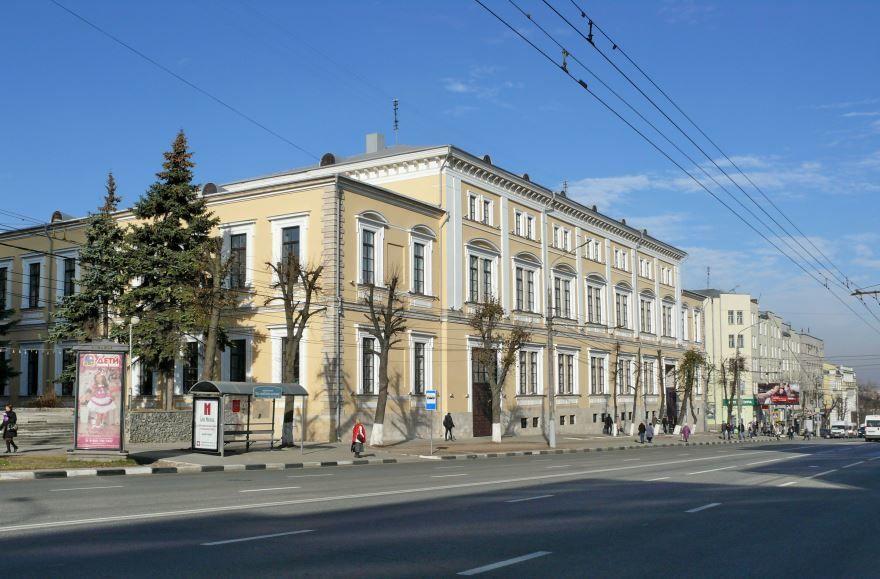 Смотреть красивое фото проспект Ленина город Тула 2018 в хорошем качестве