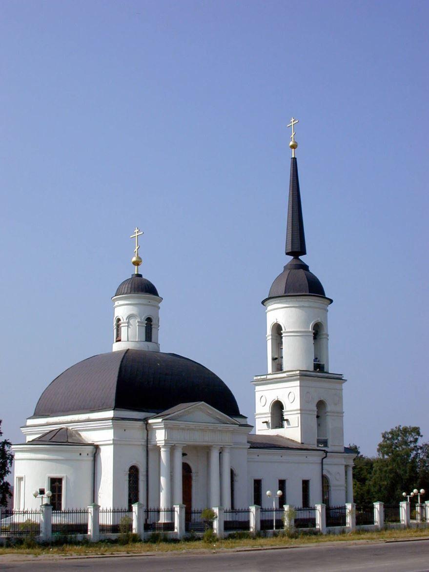 Церковь Рождества город Череповец