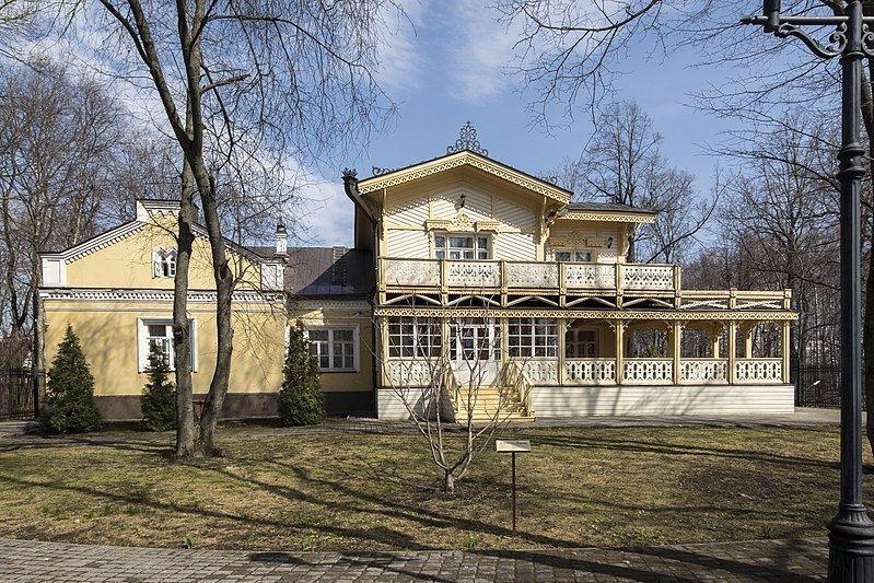 Дом Милютина город Череповец