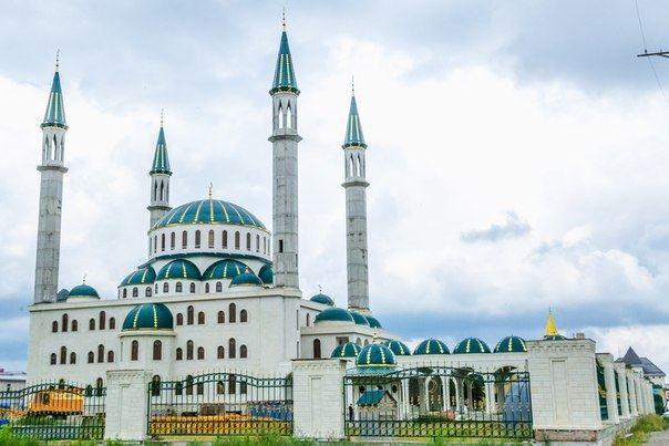 Мечеть город Черкесск
