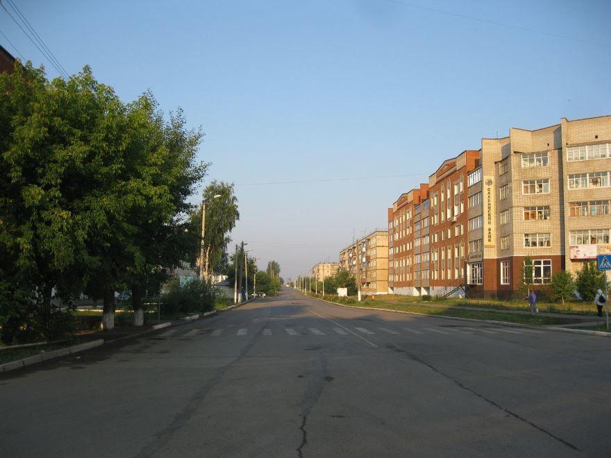Скачать онлайн бесплатно лучшее фото города Чернушка в хорошем качестве