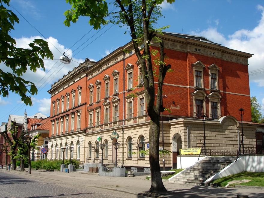 Смотреть лучшее фото города Черняховска бесплатно