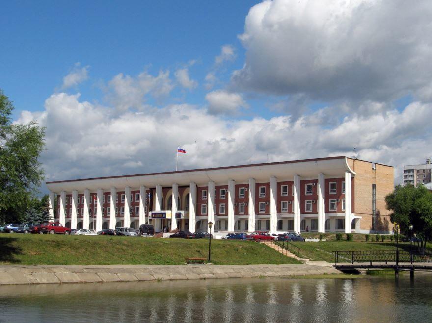 Здание администрации города Чехов