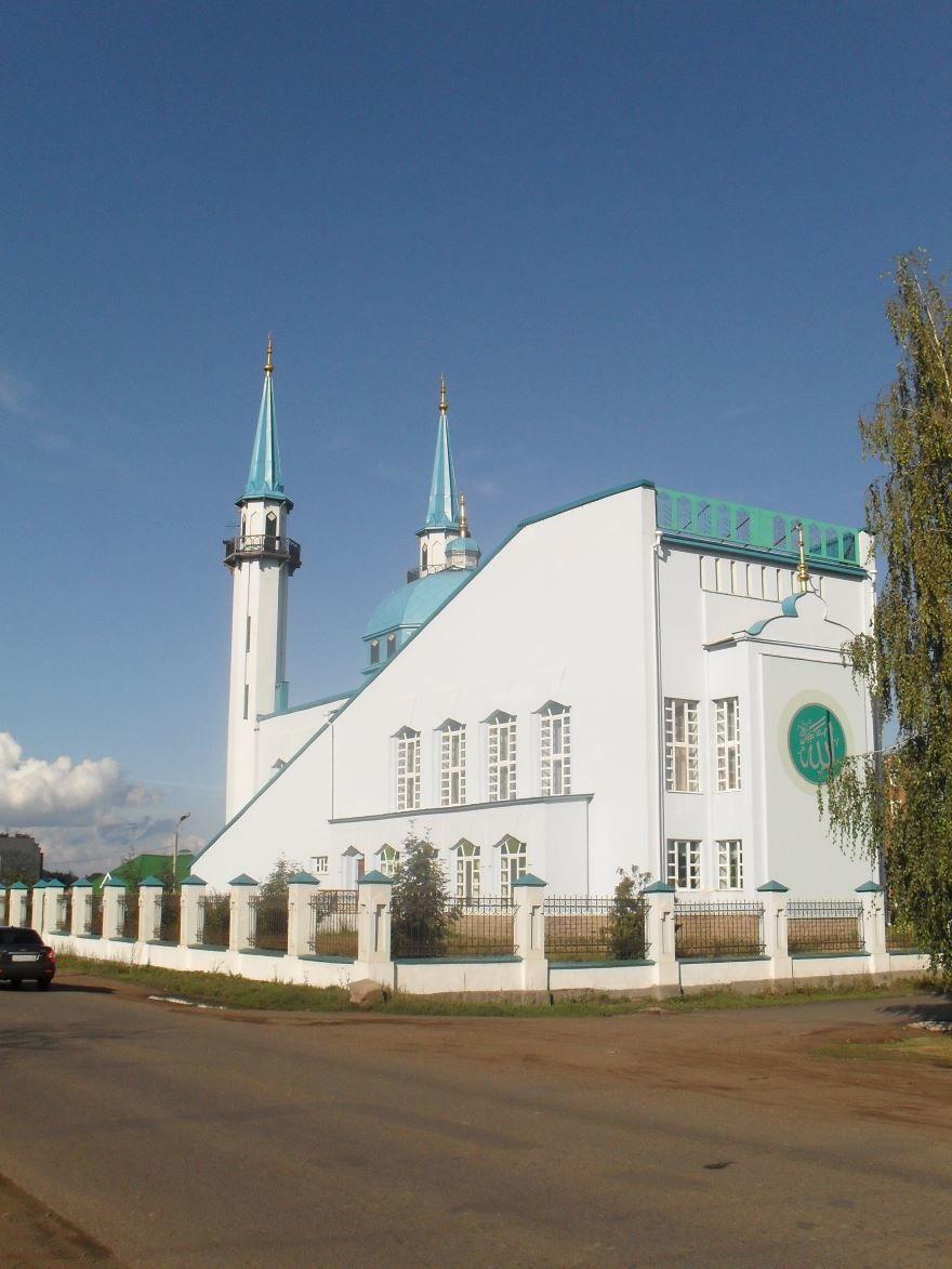 Мечеть Ихлас город Чистополь