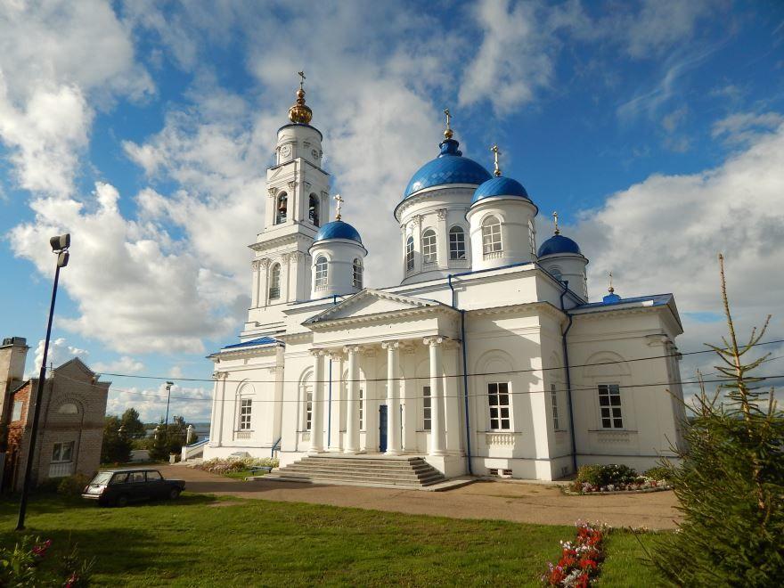 Никольский собор город Чистополь