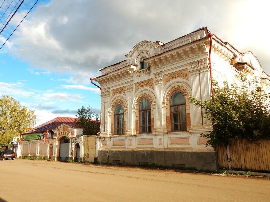 Усадьба Шашина город Чистополь
