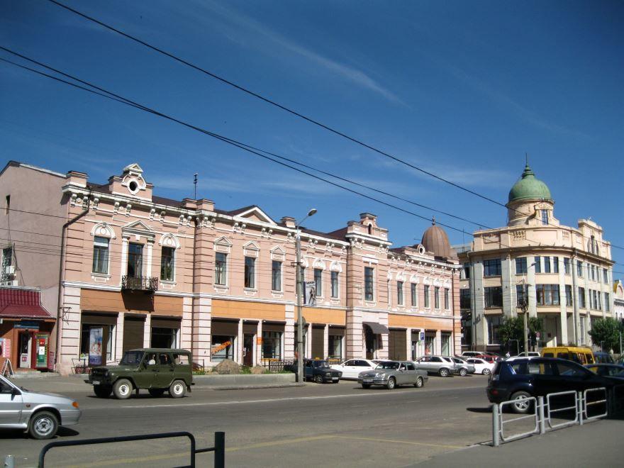 Скачать онлайн бесплатно лучшее фото города Чита в хорошем качестве