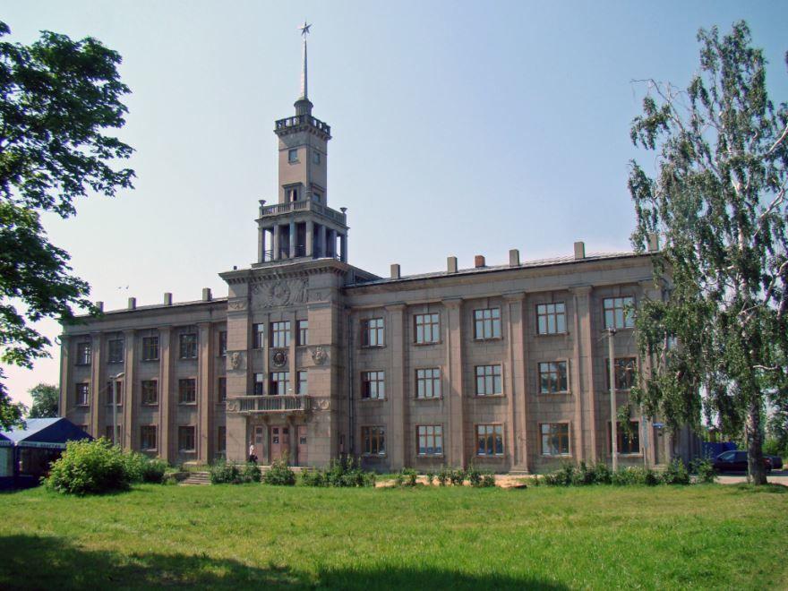 Дворец культуры имени Чкалова город Чкаловск