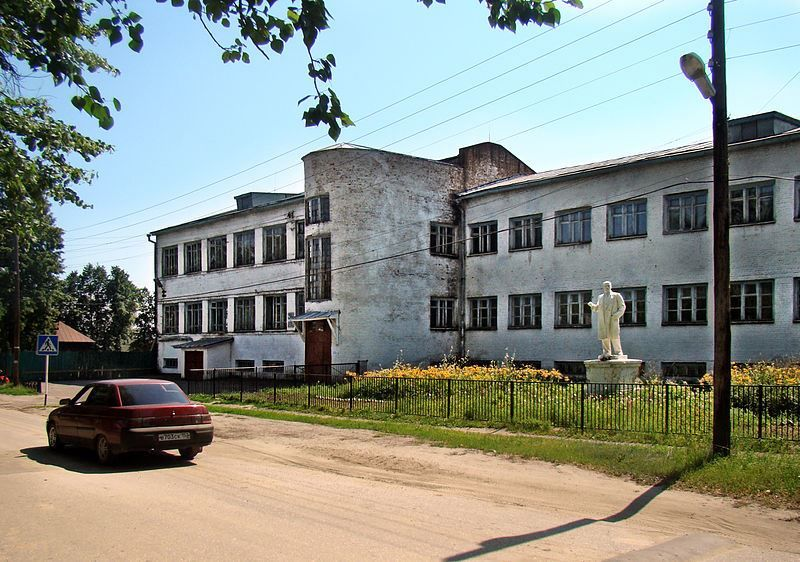 Школа имени В.В. Клочкова город Чкаловск