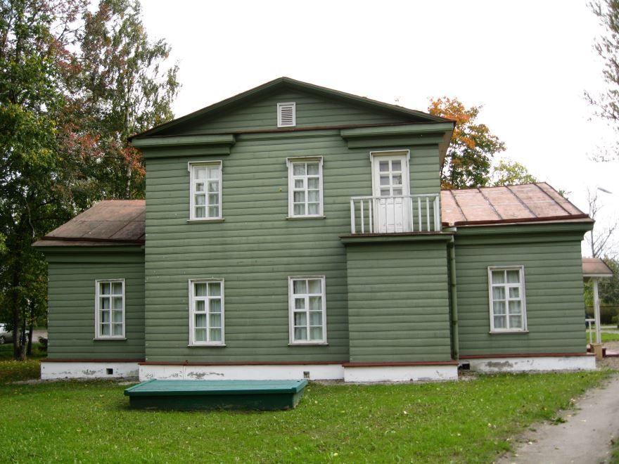 Музей Некрасова город Чудово Новгородская область