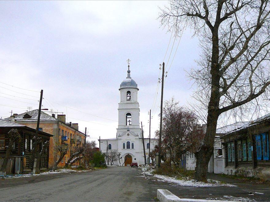 Скачать онлайн бесплатно лучшее фото достопримечательности города Шадринска в хорошем качестве