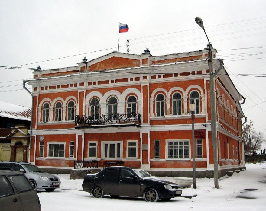 Смотреть красивое фото город Шадринск в хорошем качестве