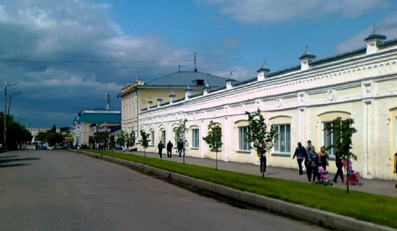 Скачать онлайн бесплатно лучшее фото города Шадринска в хорошем качестве