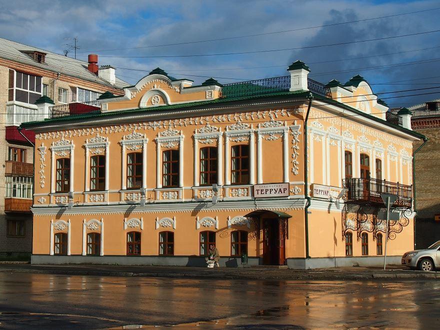 Смотреть красивое фото город Шадринск 2018