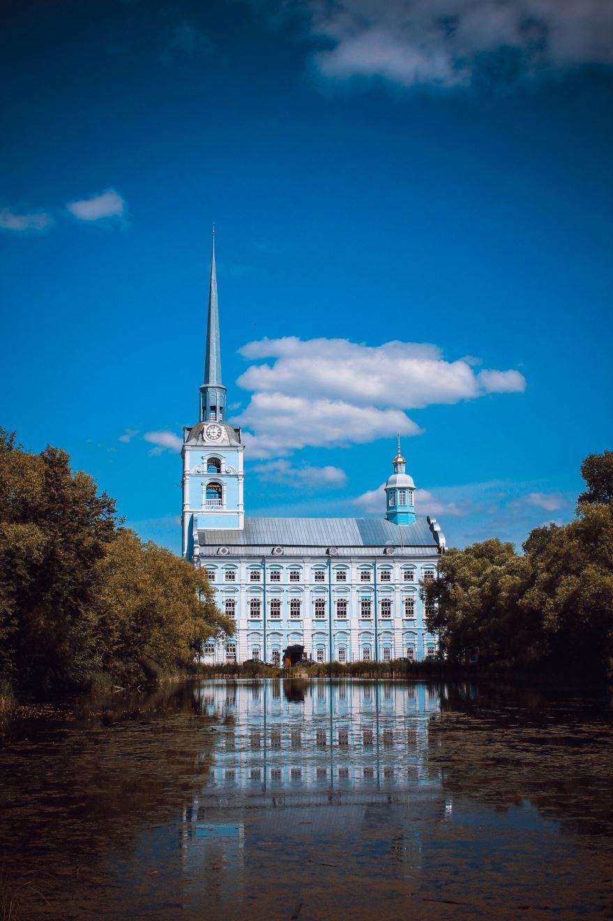 Церковь Петра и Павла город Ярославль