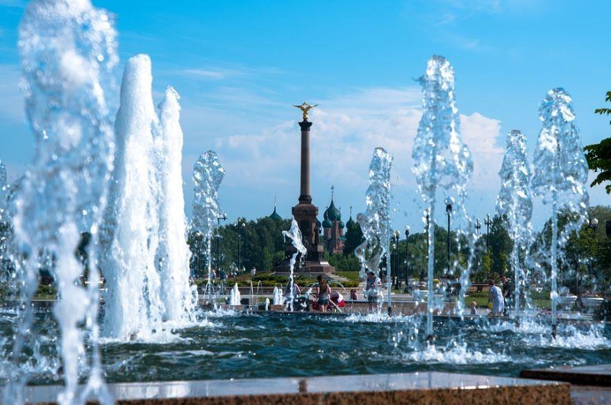 Скачать онлайн бесплатно лучшее фото города Ярославль в хорошем качестве
