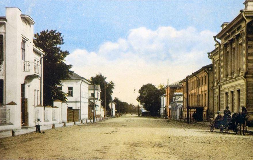 Смотреть лучшее старинное фото города Ярославля в хорошем качестве