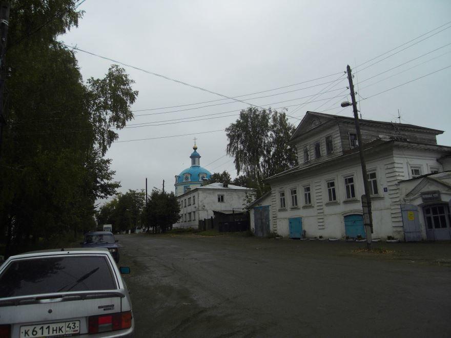 Скачать онлайн бесплатно лучшее фото города Яранск в хорошем качестве