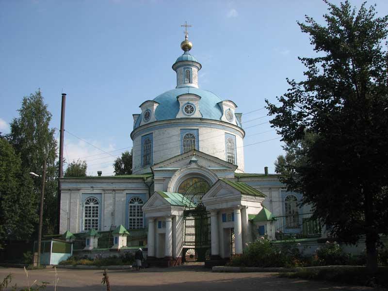 Успенский Кафедральный собор город Яранск