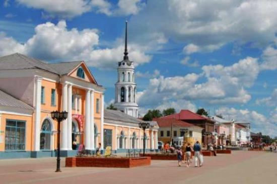 Скачать онлайн бесплатно лучшее фото города Шуя 2019 Ивановская область в хорошем качестве