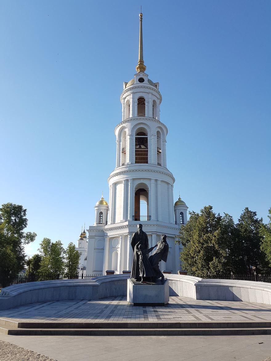 Воскресенский собор город Шуя
