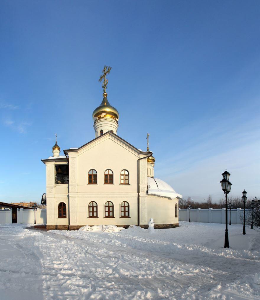 Храм иконы Божией Матери город Щелково