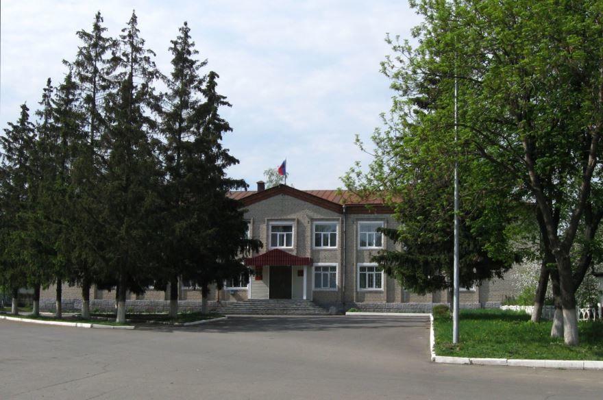 Здание администрации города Щигры